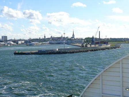 Bye, bye Tallinn! (*Baibai? Kāpēc tieši viņai?)